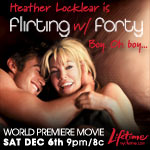 flirting with forty lifetime movie times movies review