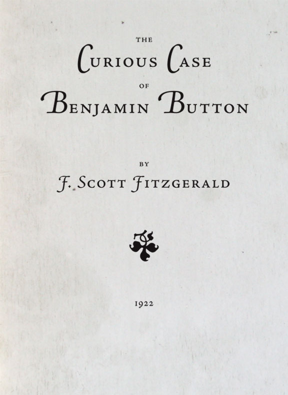 review the curious case of benjamin button short story  benjamin button short story