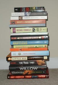 books I've bought