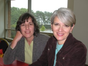 Kathy & Susan Gregg Gilmore