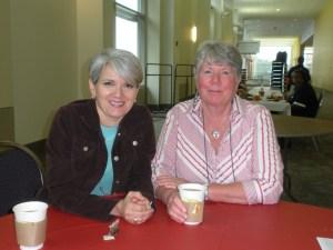 Susan Gregg Gilmore & Patricia Harman