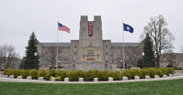 Virginia Tech April 16 memorial
