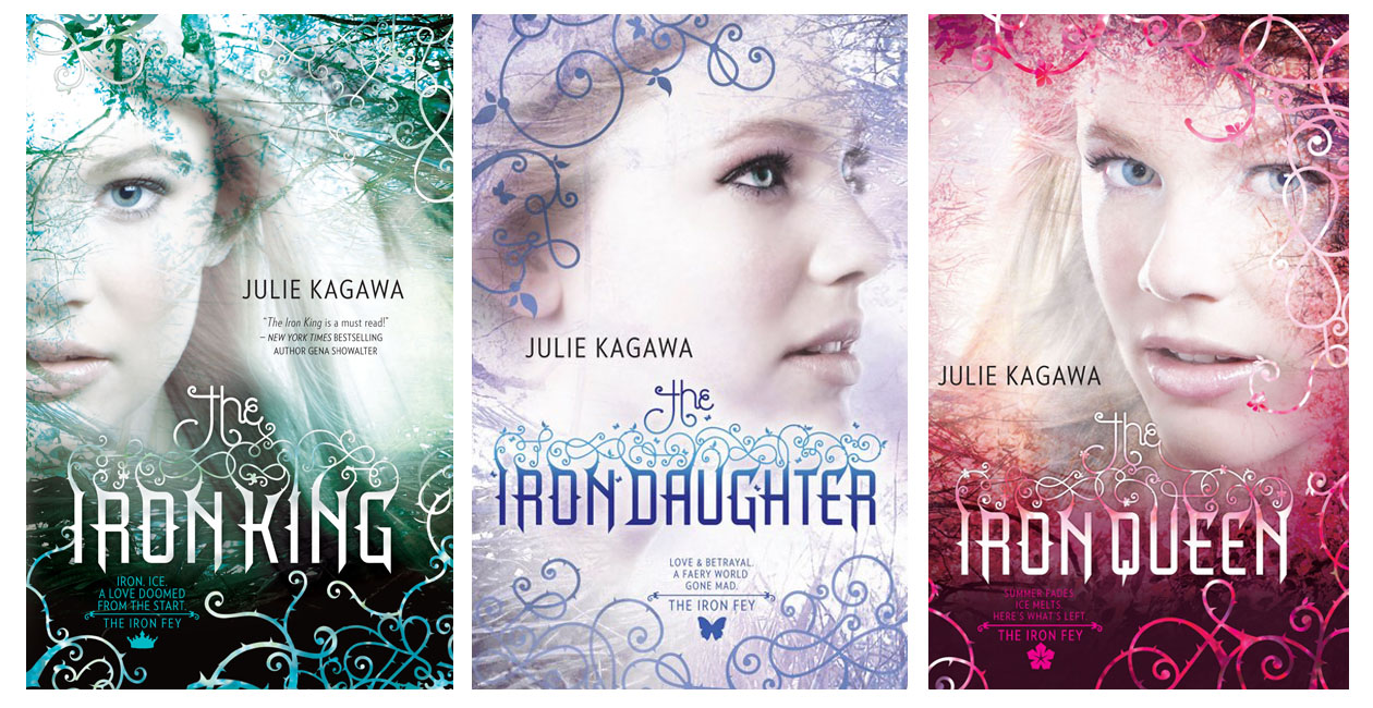 The Iron Fey Series 1-4 - Julie Kagawa