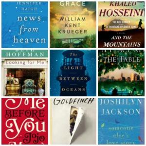 Favorite Fiction 2013