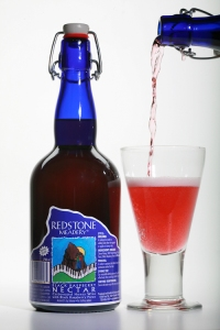 Black raspberry mead