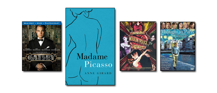 Madame Picasso prize pack