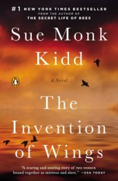 The Invention of Wings PB