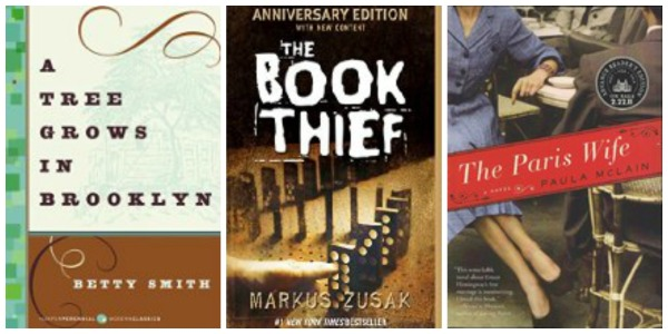 Book Club picks 1