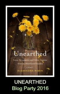 Unearthed Blog party